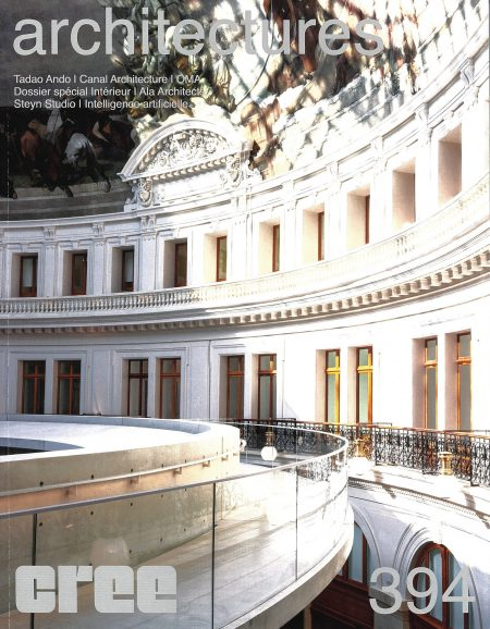 Architecturecree394_Couverture