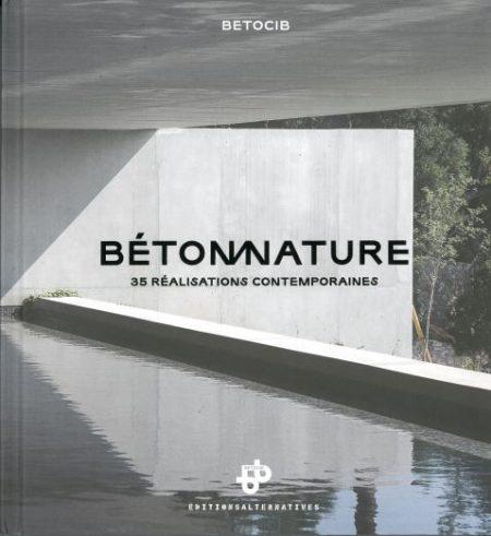 Couverture Béton Nature_éditions alternatives