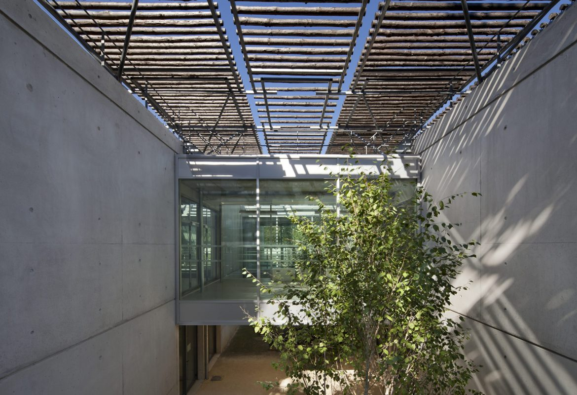 Hopital Villeneuve Saint Georges - Architecte Michel Remon - 2013